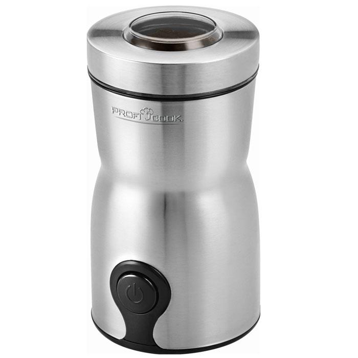 Кофемолка Profi Cook PC-КSW 1093, Silver