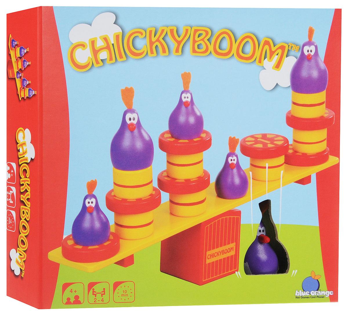 Blue Orange Настольная игра Chickyboom blue orange настольная игра blue orange дело в шляпе