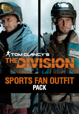 Tom Clancy's The Division. Sports Fan Outfits Pack цена