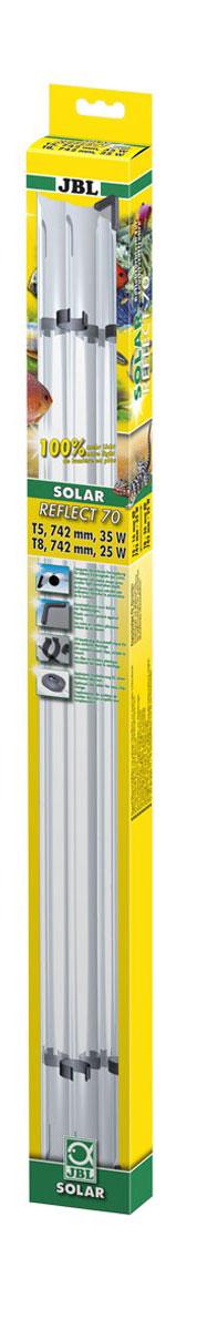 """Отражатель JBL """"Solar Reflect 70"""", для люминесцентных ламп Т8 15 Вт/Т5 24 Вт, длина 70 cм"""