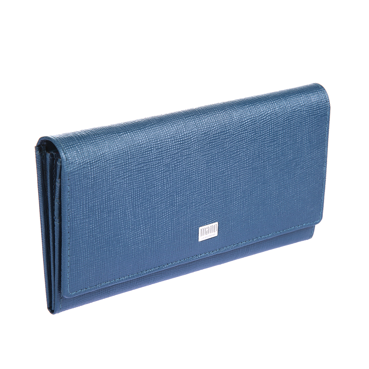 Портмоне женское Mano, цвет: синий. 20150 Franzi недорого