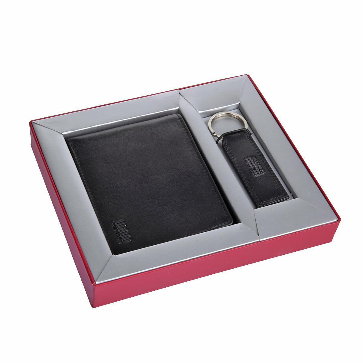 Комплект аксессуаров Mano, цвет: черный. 19031