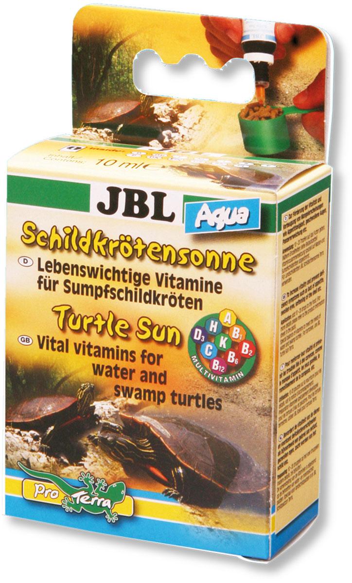 Препарат JBL Schildkroetensonne Aqua для водных черепах, 10 мл