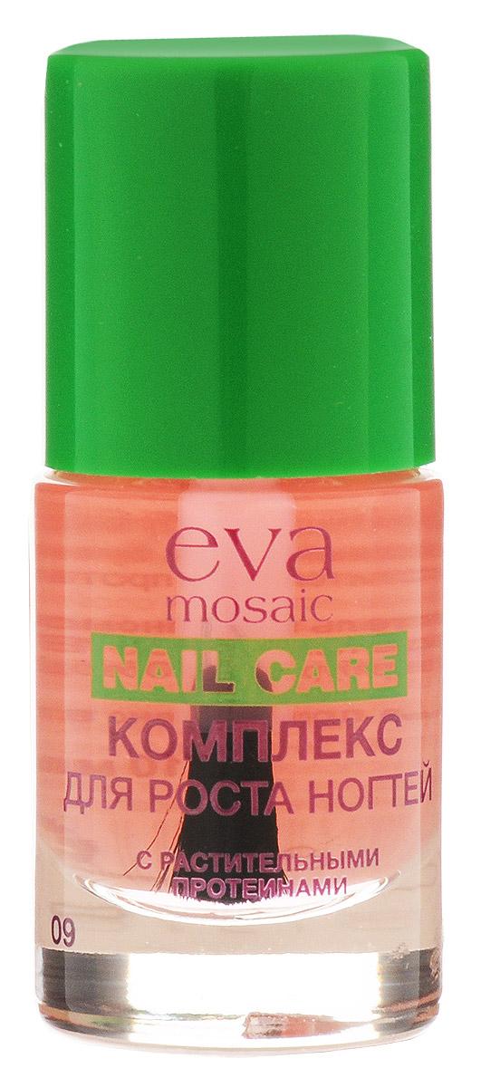 Eva Mosaic Уход для хрупких, мягких и слоящихся ногтей, 10 мл nail tek увлажняющая терапия для мягких слоящихся ногтей hydration therapy ii 15 мл