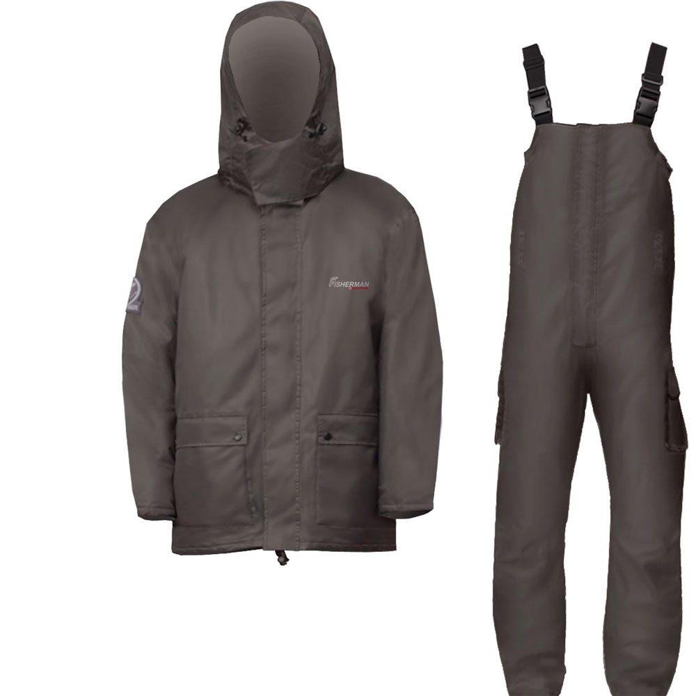 Костюм утепленный FisherMan Nova Tour костюм мужской рыболовный fisherman nova tour драйв цвет черный 46173 901 размер xs 48