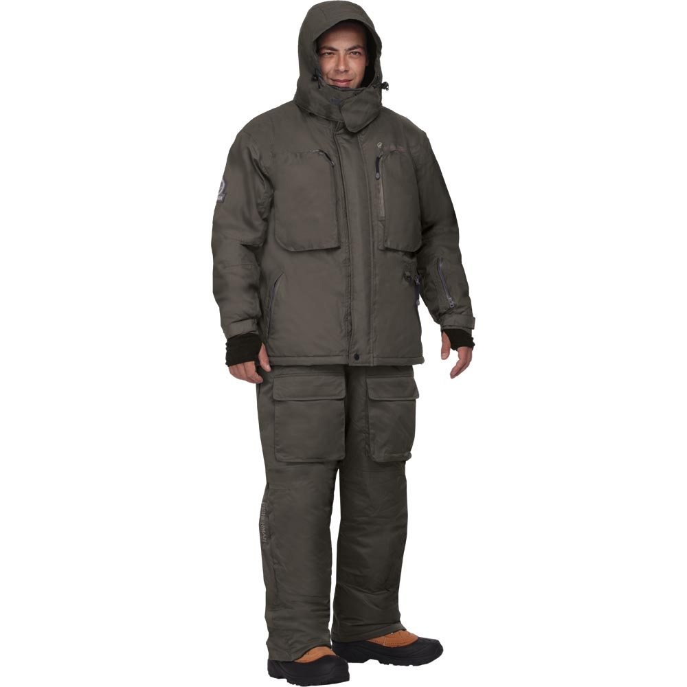 Костюм утепленный FisherMan Nova Tour костюм для зимней рыбалки fisherman nova tour салмон l 46213 901 l