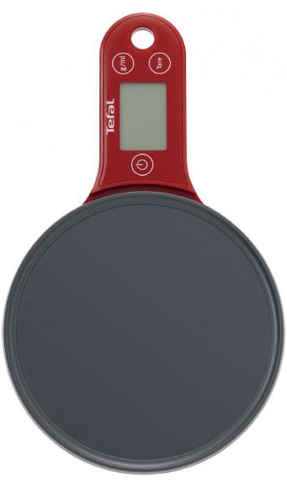 Кухонные весы Tefal BC2530V0 Trendy Red все цены