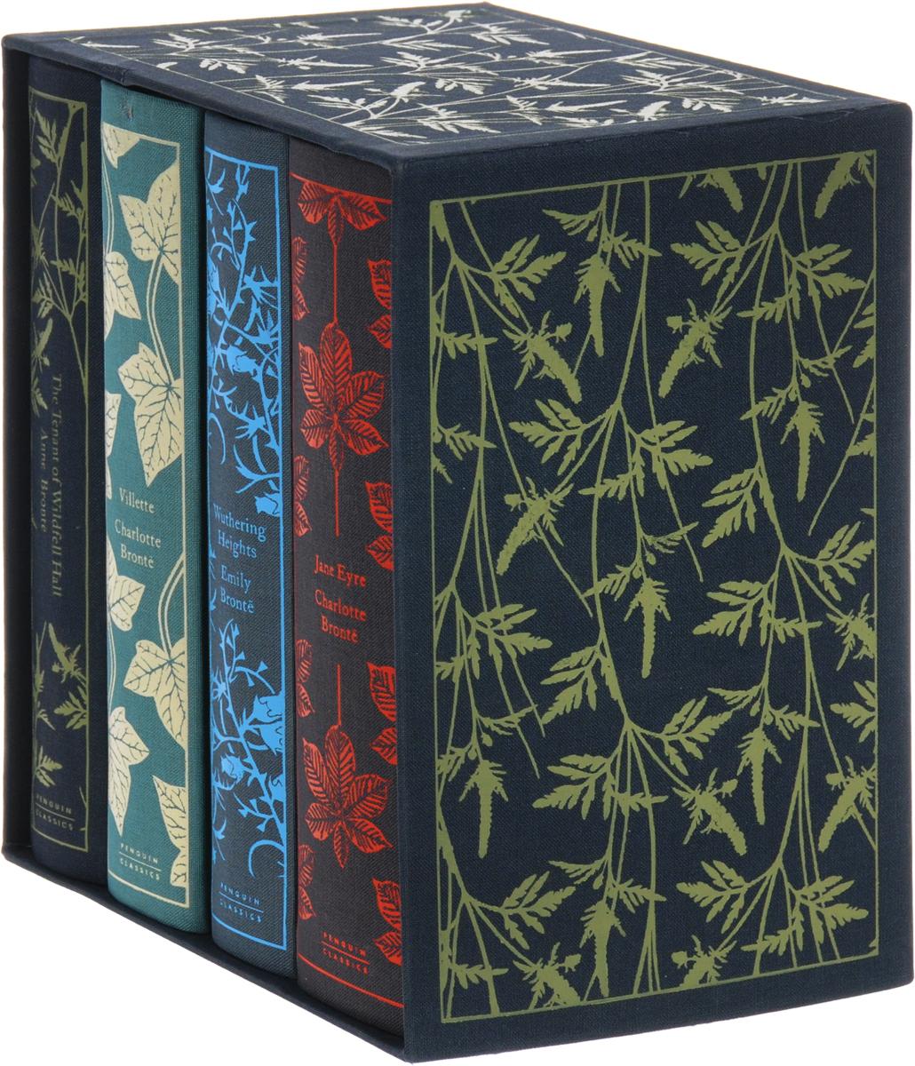The Bronte Sisters (комплект из 4 книг) воблер tsuribito pike hunter s цвет бирюзовый серый 572 длина 95 мм вес 22 5 г