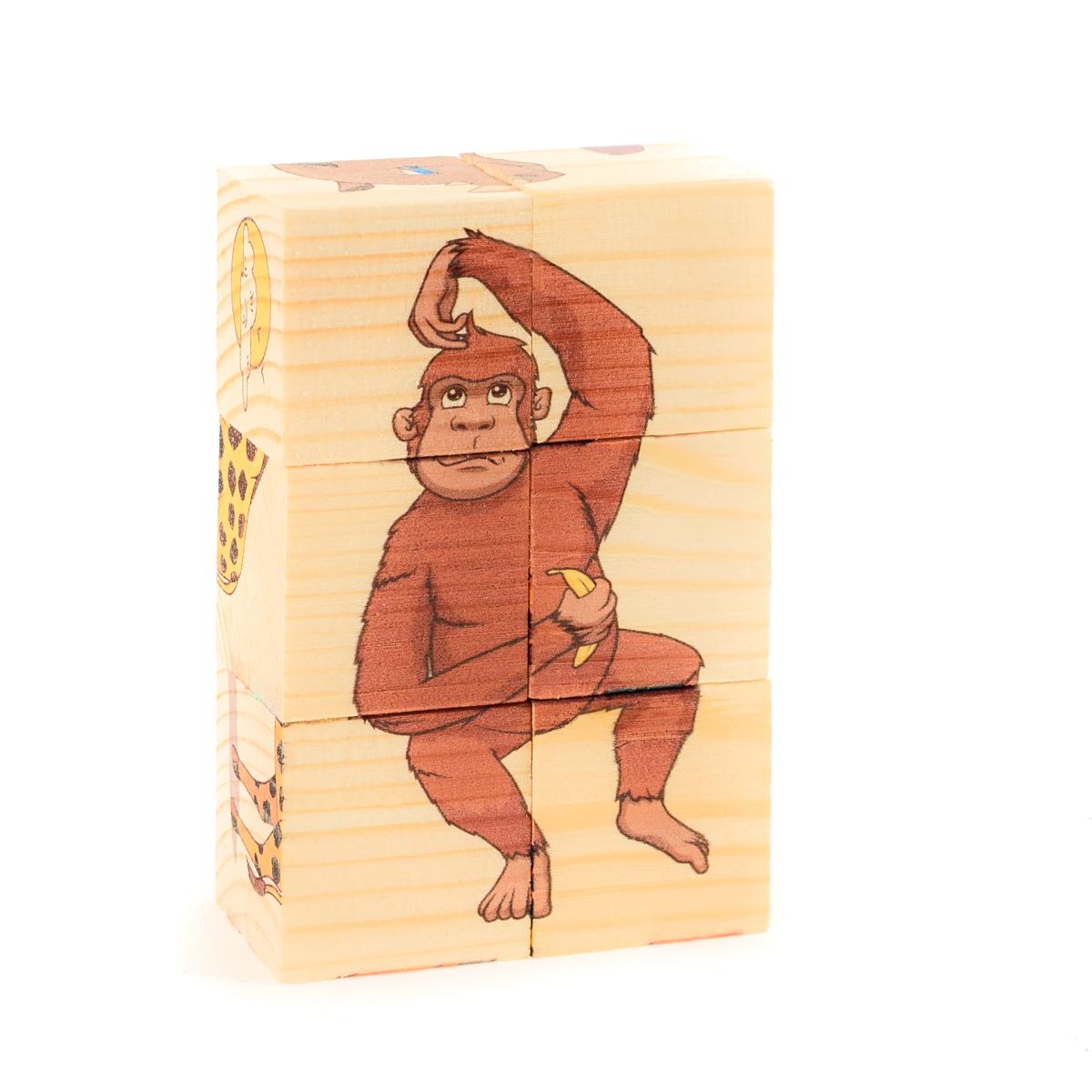 Фото - Развивающие деревянные игрушки Кубики Животные развивающие деревянные игрушки кубики фрукты