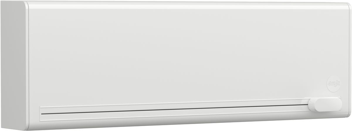 Диспенсер для пленки и фольги Emsa Smart, цвет: белый, 38 x 12,8 x 7,7 см. 515231 диспенсер для пищевой пленки emsa click