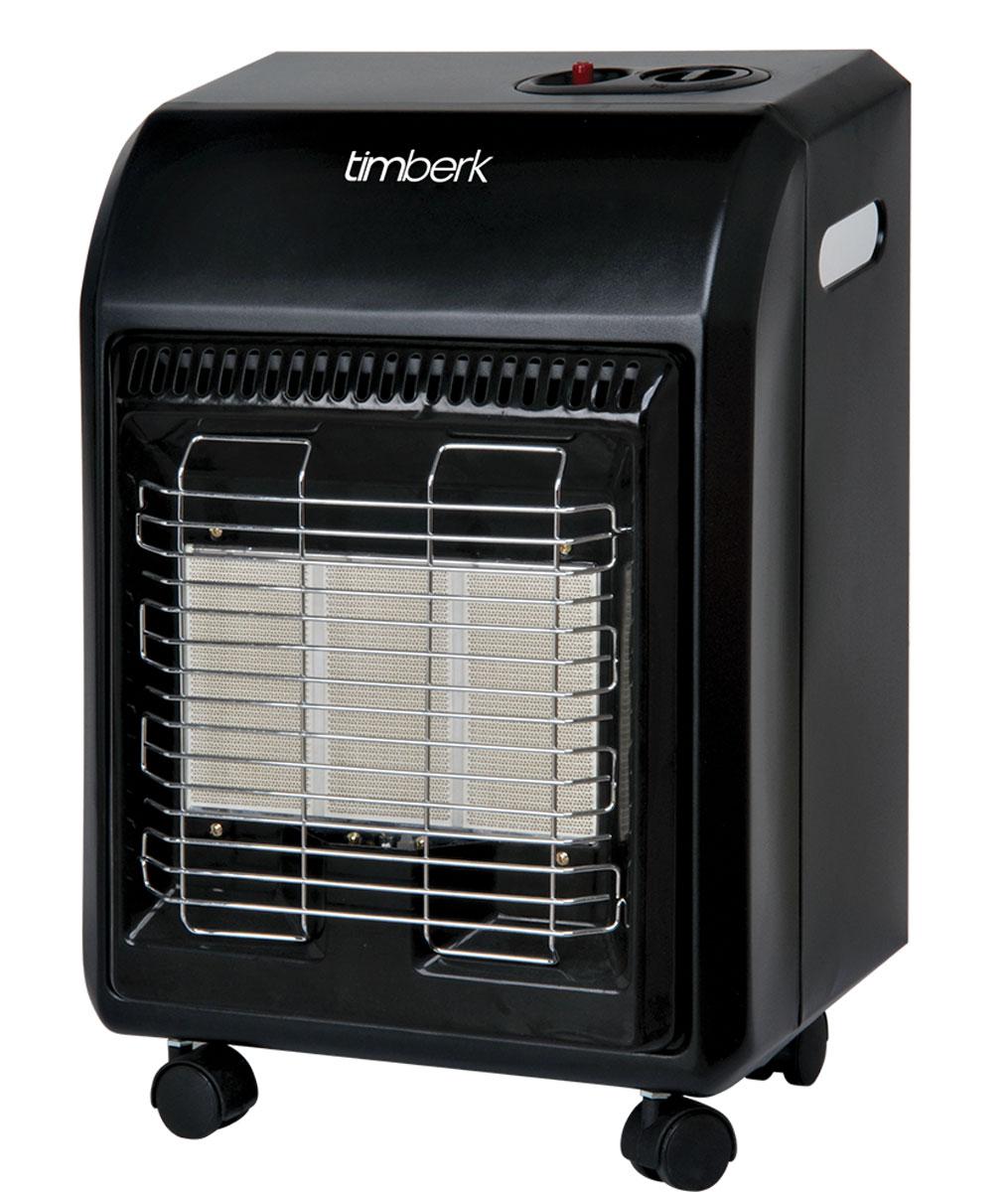 Timberk TGH 4200 SM1, Black газовый керамический обогреватель газовый инфракрасный обогреватель timberk tgh 4200 sm1