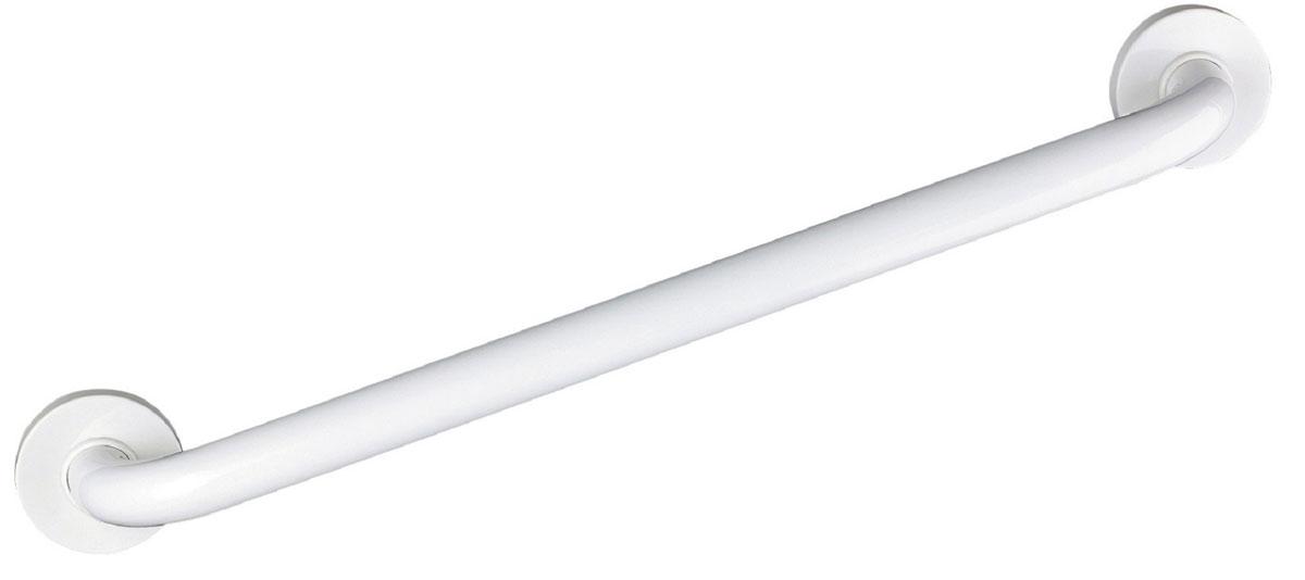 Поручень для ванной Ridder, цвет: белый, длина 60 см. А00160101 поддон для балконного ящика ingreen цвет белый длина 60 см