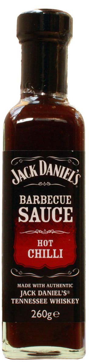 Jack Daniel's соус для барбекю с острым перцем чили, 260 г соус чили pearl river bridge yellow lantern chili sauce 240 г