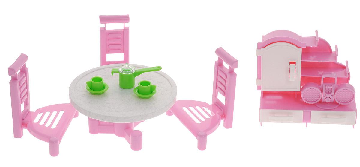 Форма Набор мебели для кукол Гостиная 2 цена в Москве и Питере
