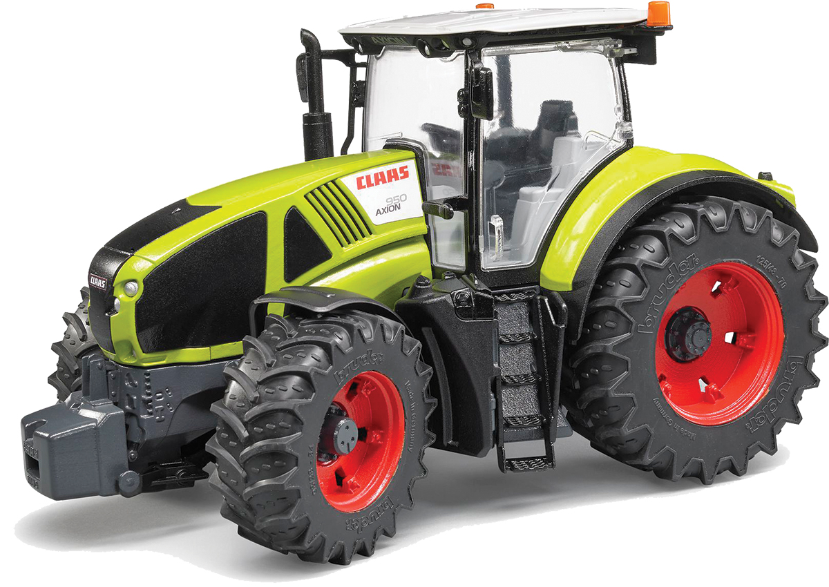 Bruder Трактор Claas Axion 950 комбайн bruder 02 120 claas lexion 480