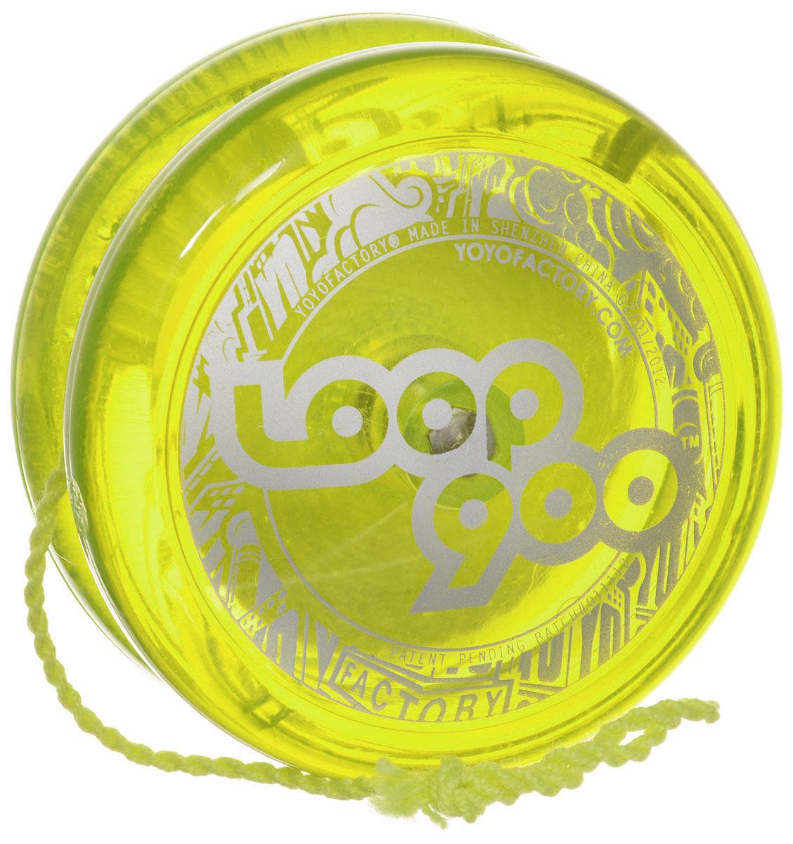 YoYoFactory Йо-йо Loop 900 цвет салатовый сэйте мацумото йо сано сезон дождей и розовая ванна