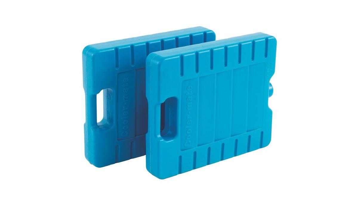 Аккумулятор холода Outwell Ice Block L, цвет: синий, 800 мл, 2 шт стул outwell fergus 410066