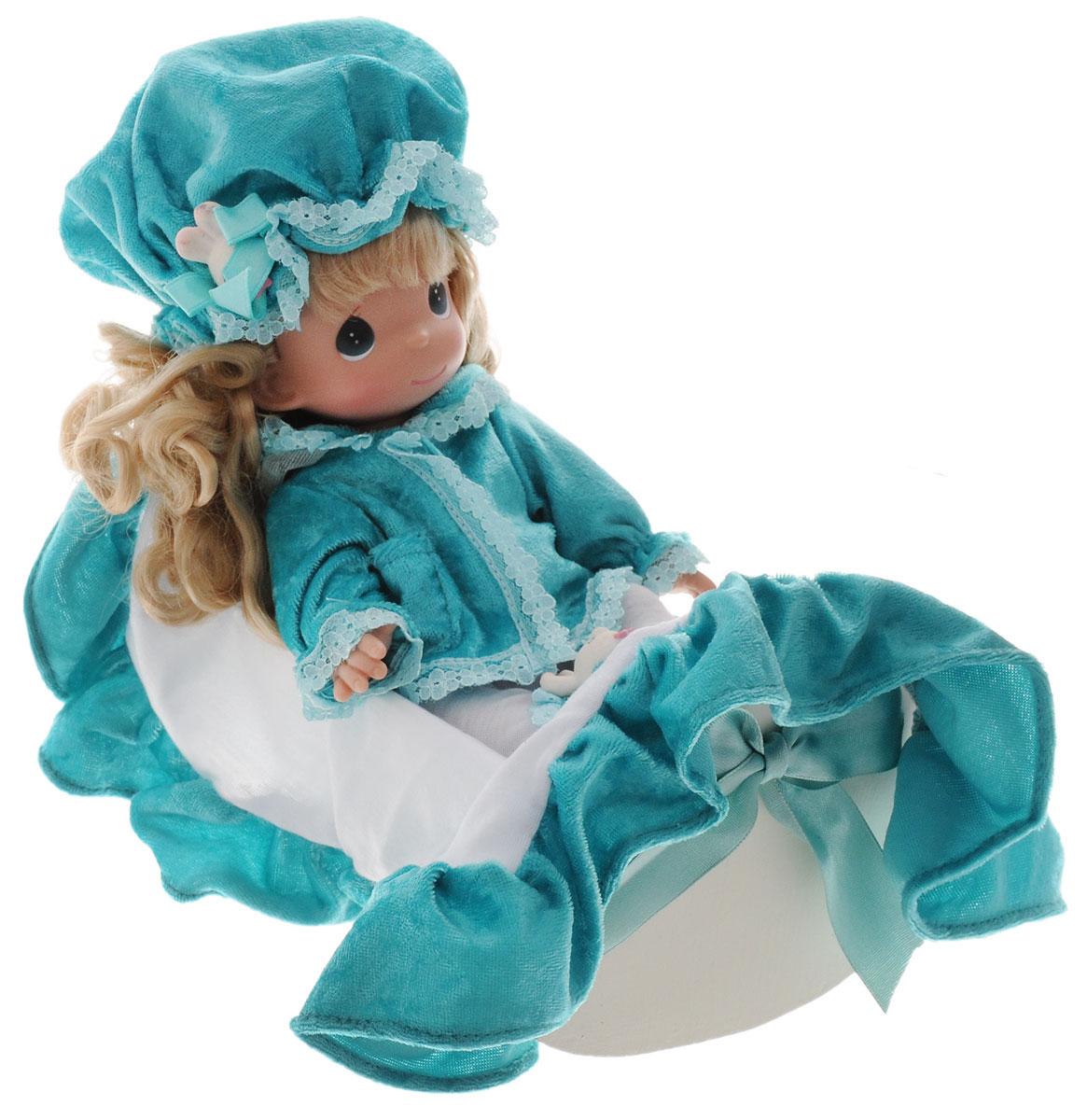 Precious Moments Кукла Рок-бай младенцев девочка куклы и одежда для кукол famosa кукла нэнси волшебный поцелуй