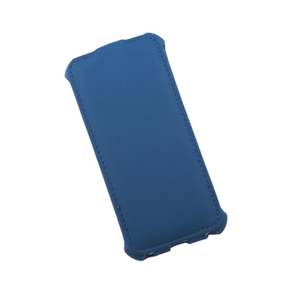 Liberty Project чехол-флип для Apple iPhone 5/5s, Blue