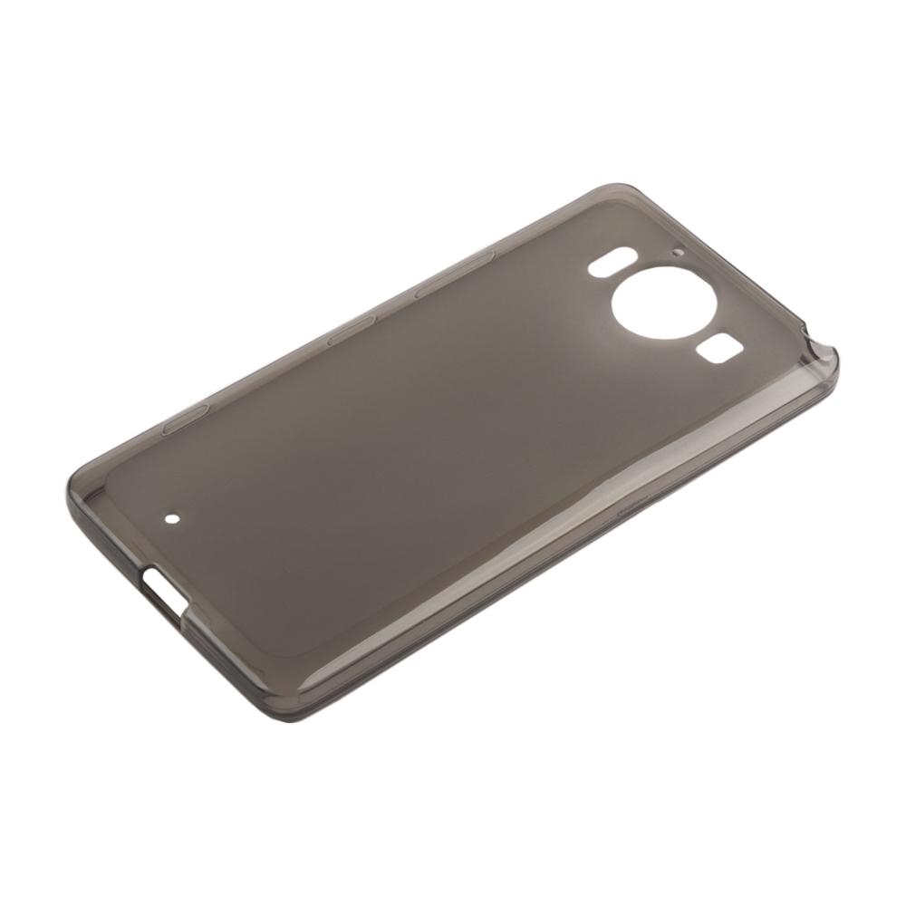 Liberty Project чехол для Microsoft Lumia 950, Clear Black цена