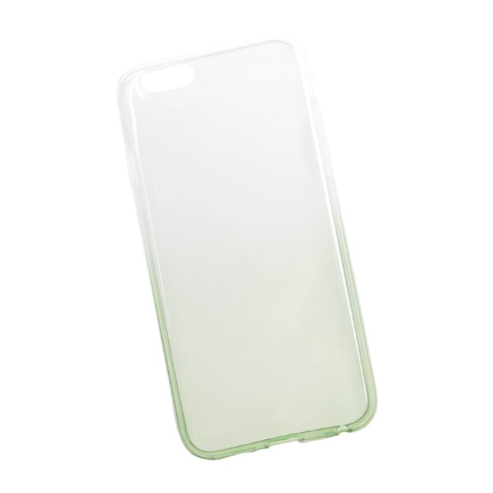 Liberty Project чехол для Apple iPhone 6/6s, White Green liberty project чехол флип для apple iphone 6 6s black