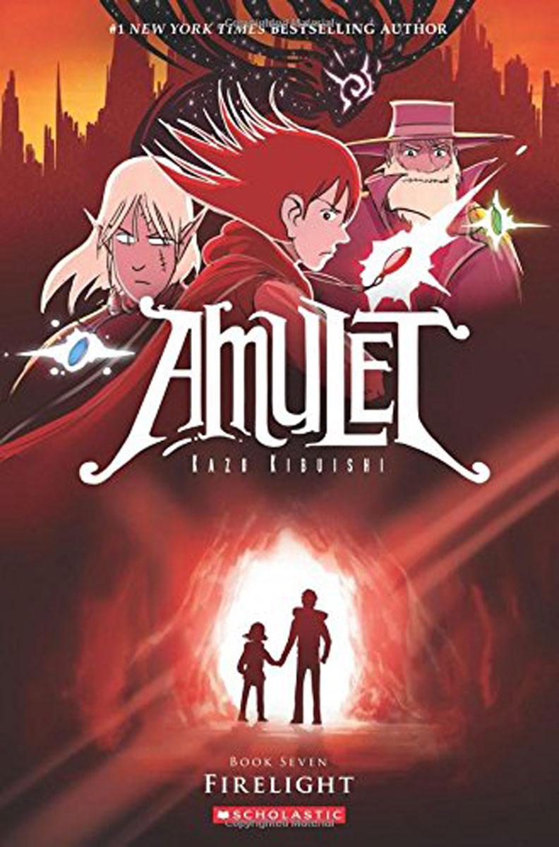 Amulet: Book 7: Firelight