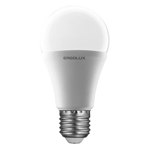 Лампочка Ergolux LED-A60-12W-E27-3K лампочка ergolux led a60 17w e27 3k 13179