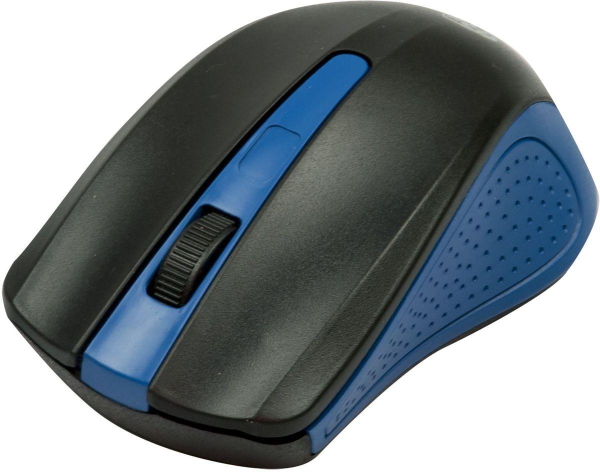 лучшая цена Мышь Ritmix RMW-555, Black Blue