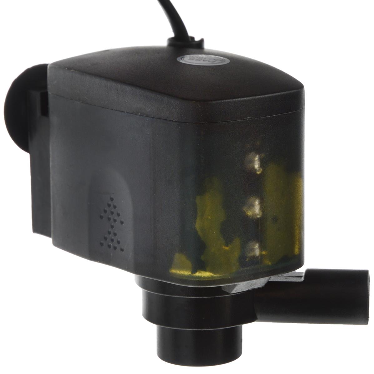Помпа для аквариума Barbus LED-188, водяная, с индикаторами LED, 1200 л/ч, 20 Вт помпа водяная barbus фонтанная 300 л ч 5 вт