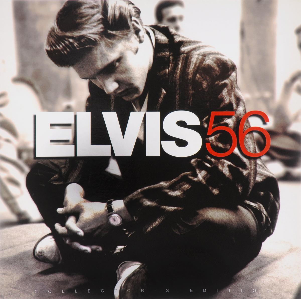 Элвис Пресли Elvis Presley. Elvis 56. Collector's Edition (LP) элвис пресли elvis presley elvis 56 collector s edition lp