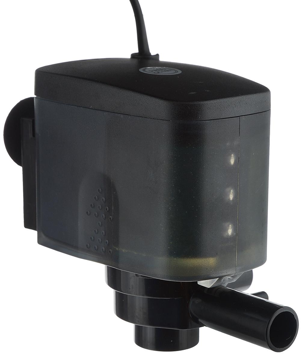Помпа для аквариума Barbus LED-288, водяная, с индикаторами LED, 1800 л/ч, 25 Вт помпа водяная barbus фонтанная 300 л ч 5 вт