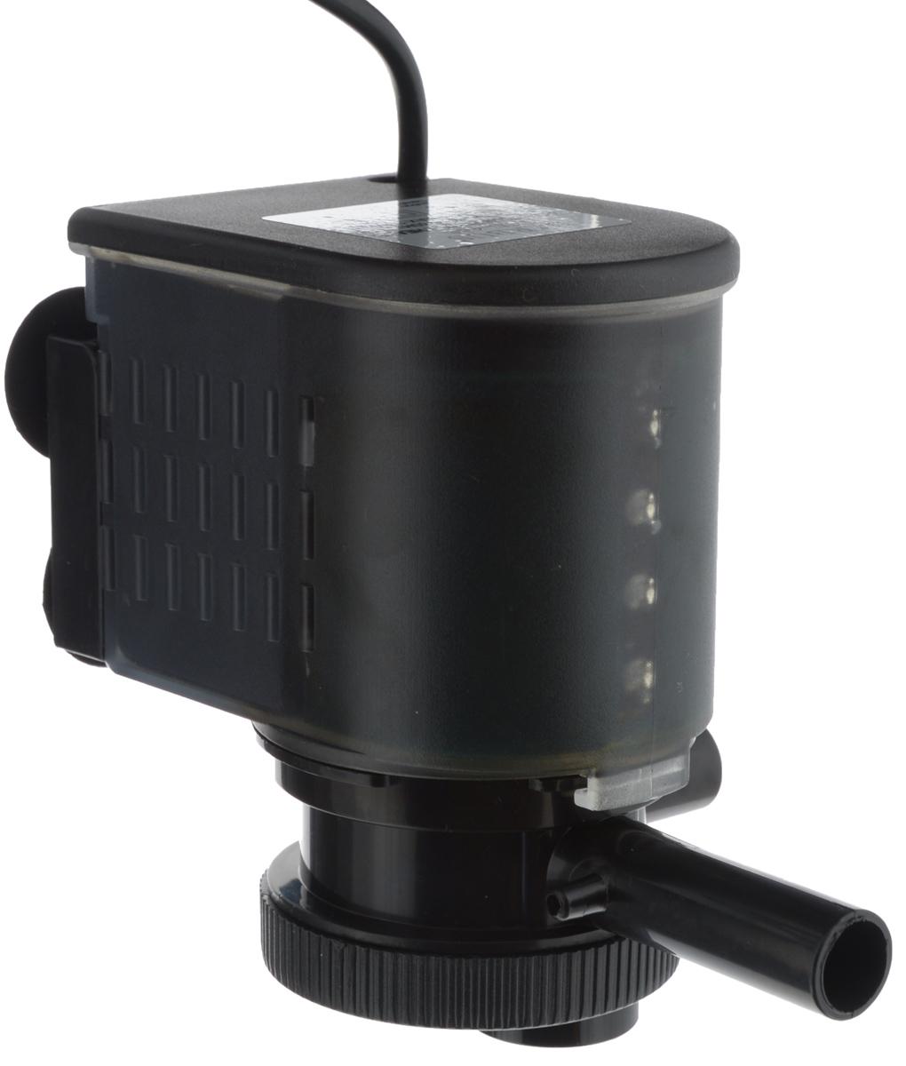 Помпа для аквариума Barbus LED-488, водяная, с индикаторами LED, 3000 л/ч, 45 Вт помпа водяная barbus фонтанная 300 л ч 5 вт