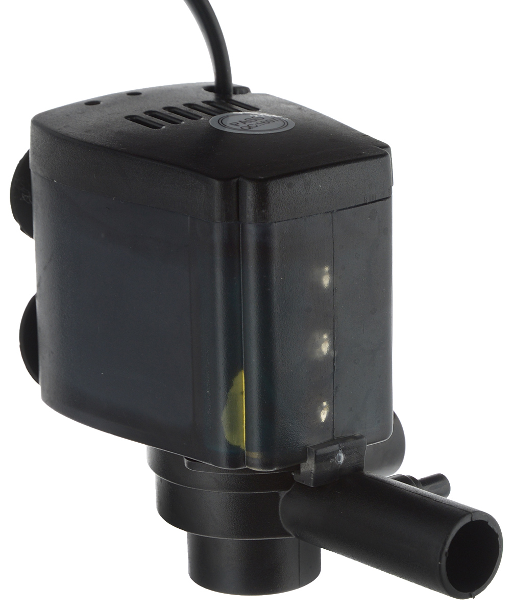 Помпа для аквариума Barbus Pump-007, водяная, с индикаторами LED, 800 л/ч, 15 Вт