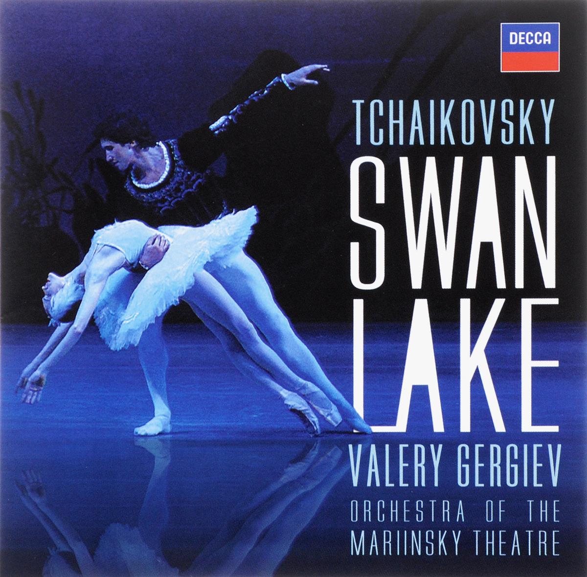 Валерий Гергиев,Orchestra Of The Mariinsky Theatre Valery Gergiev. Tchaikovsky. Swan Lake tchaikovsky valery gergiev eugene onegin blu ray