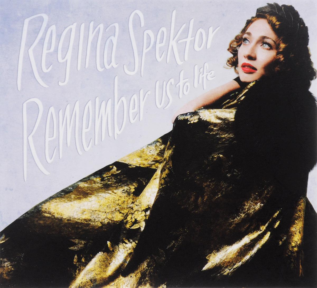лучшая цена Реджина Спектор Regina Spektor. Remember Us To Life. Deluxe Edition