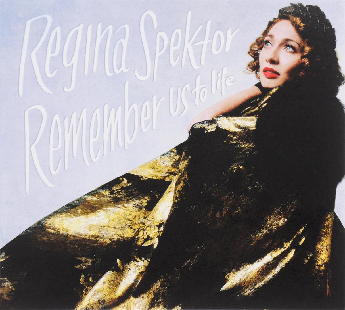 лучшая цена Реджина Спектор Regina Spektor. Remember Us To Life
