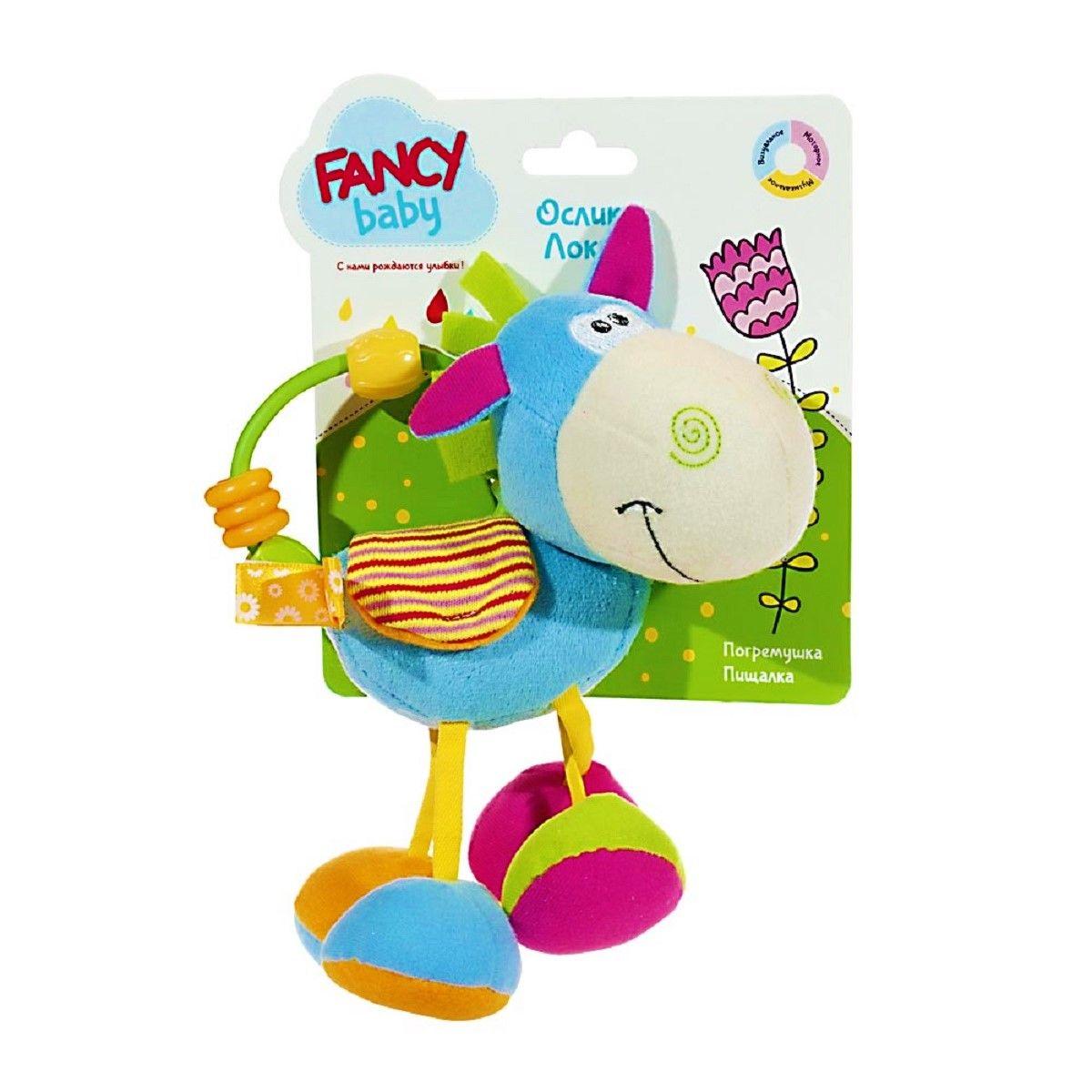 Fancy Развивающая игрушка Ослик Локи