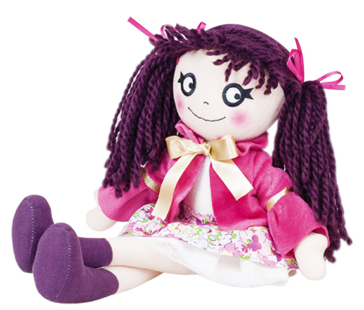 Фото - Little You Мягкая кукла Анюта little you мягкая кукла кейт цвет одежды голубой желтый