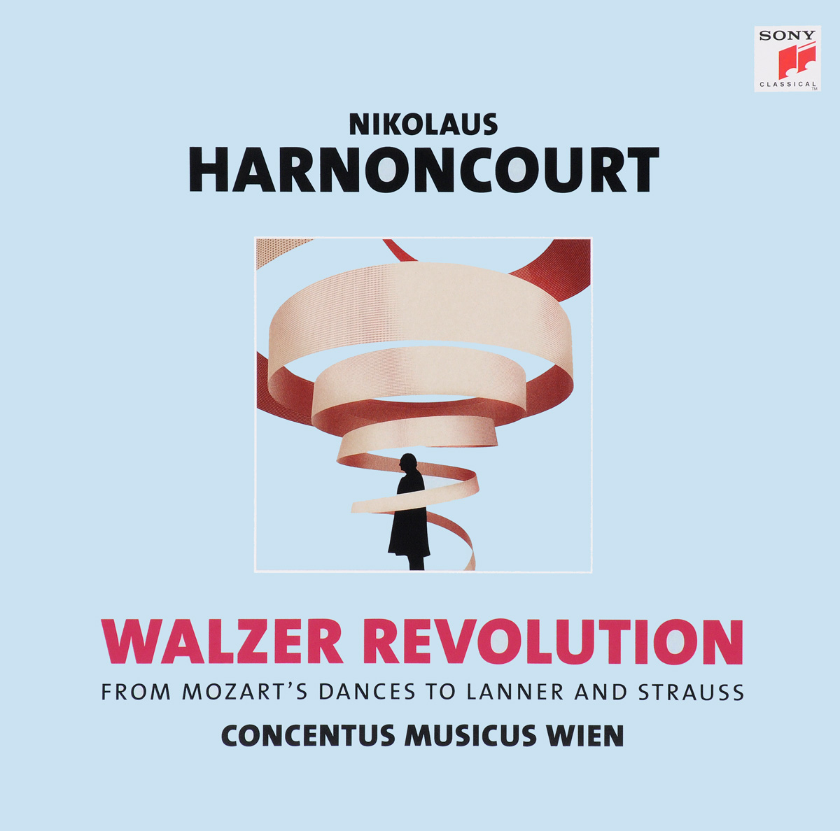Николаус Арнонкур,Concentus Musicus Wien Nikolaus Harnoncourt, Concentus Musicus Wien. Walzer Revolution (3 LP) николаус арнонкур conсentus musicus wien das alte werk bach 4 orchestral suites 2 cd