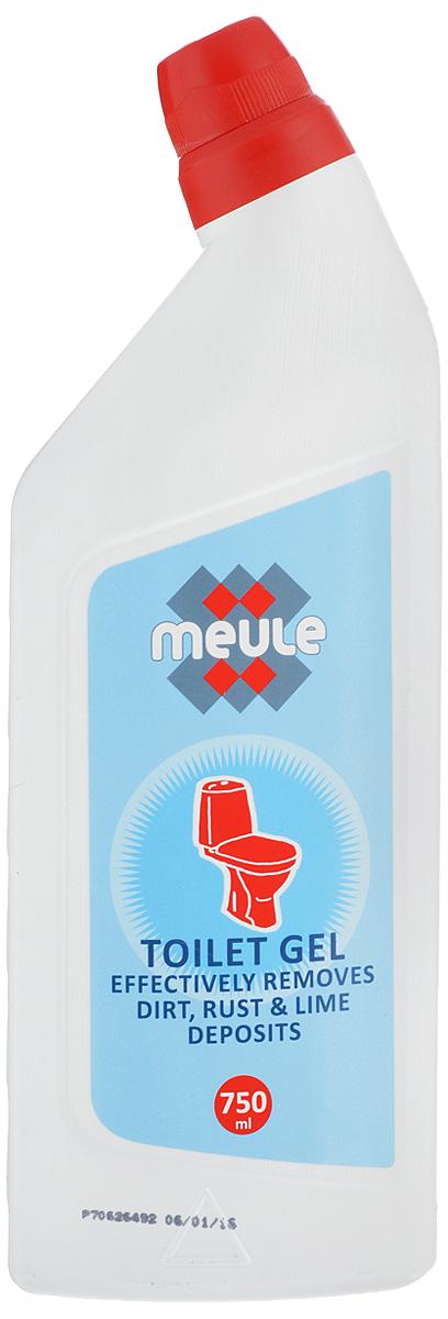 Средство чистящее для унитазов Meule, 750 мл средство meule для чистки стеклокерамических поверхностей и микроволновых печей 750 мл