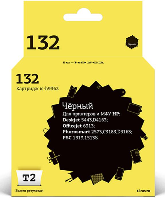 Картридж T2 IC-H9362, черный, для струйного принтера