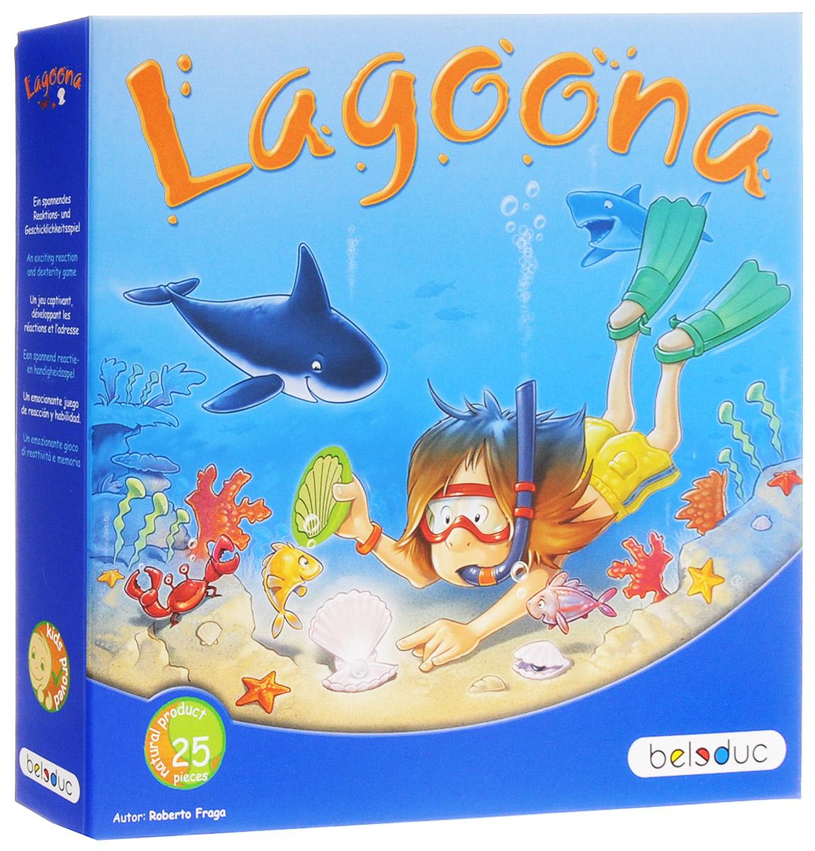 купить Beleduc Обучающая игра Лагуна по цене 3299 рублей