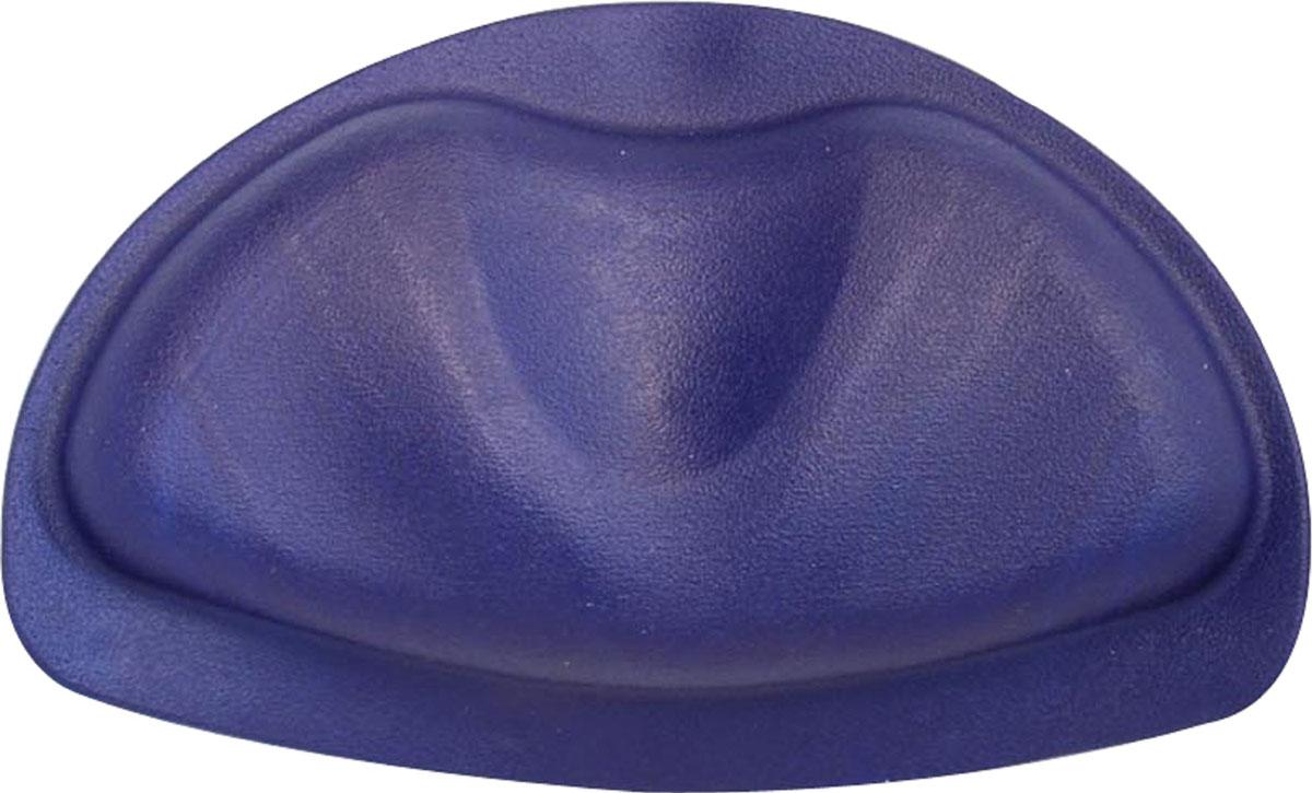 """Подушка для ванны Ridder """"Tecno+"""", цвет: синий, 20 х 30 см"""