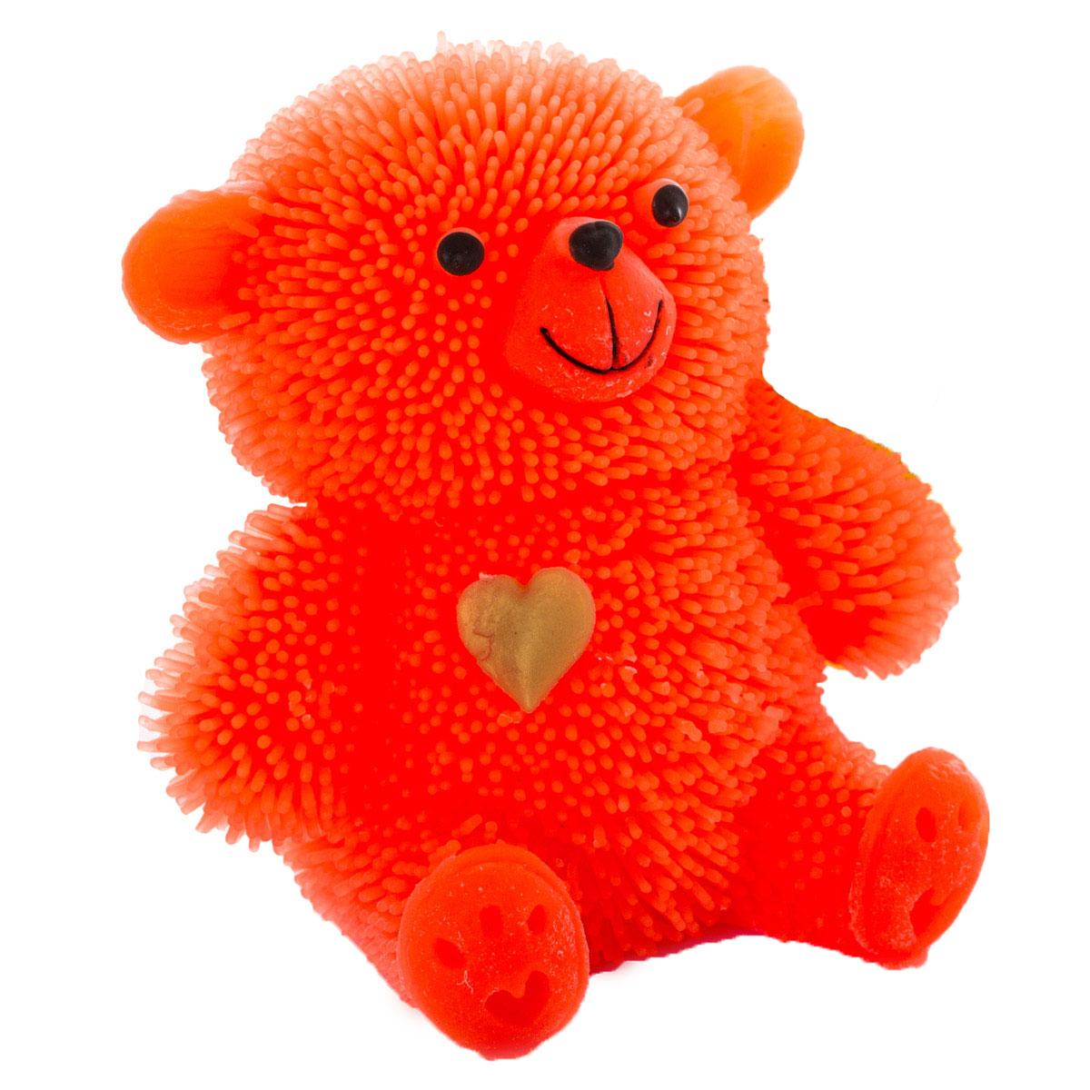 HGL Фигурка Медведь с подсветкой цвет оранжевый стоимость
