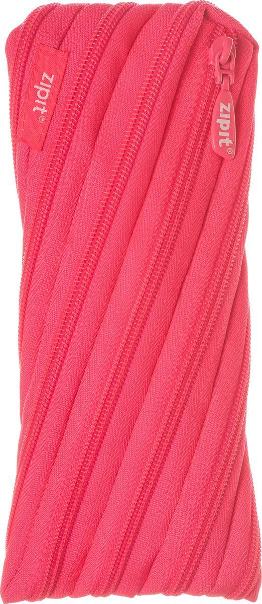 Zipit Пенал Neon Pouch цвет розовый zipit пенал сумочка colors pouch цвет мульти полоски