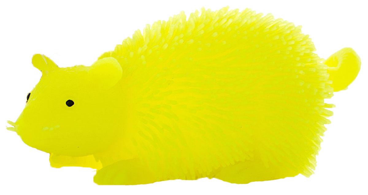 HGL Фигурка Мышь с подсветкой цвет желтый стоимость