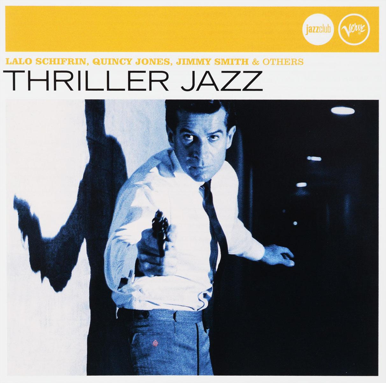 Thriller Jazz even mo mod jazz