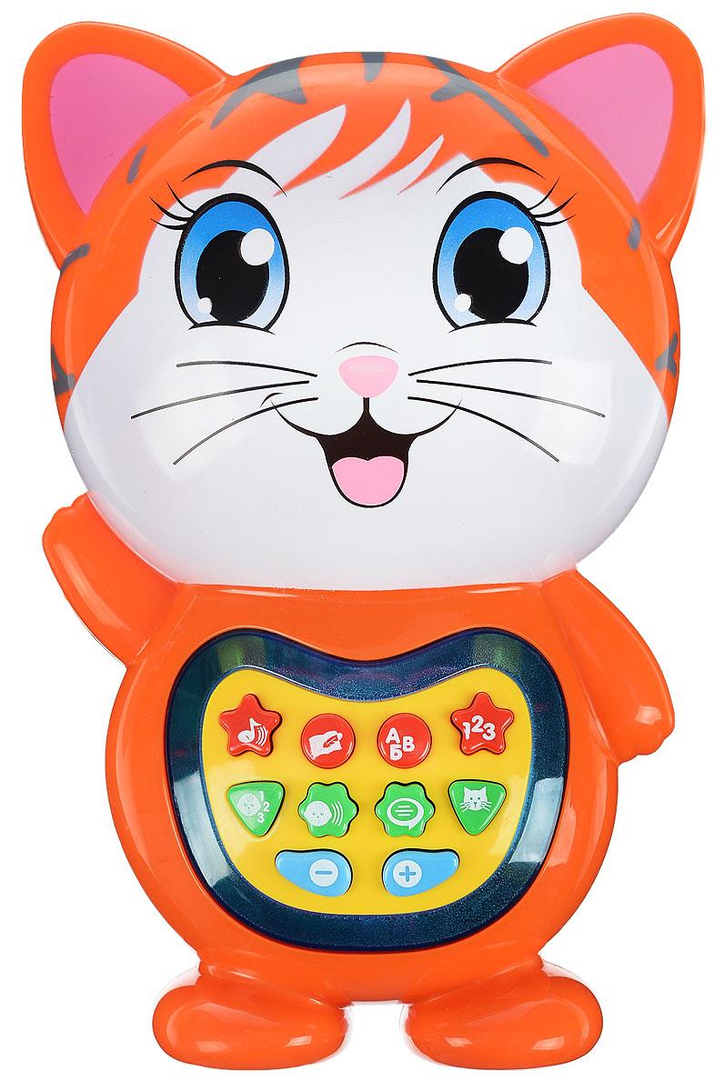 Умка Развивающая игрушка Кот-сказочник