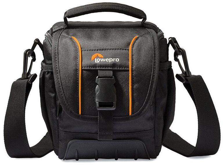 Lowepro Adventura SH120 II, Black сумка для фотокамеры
