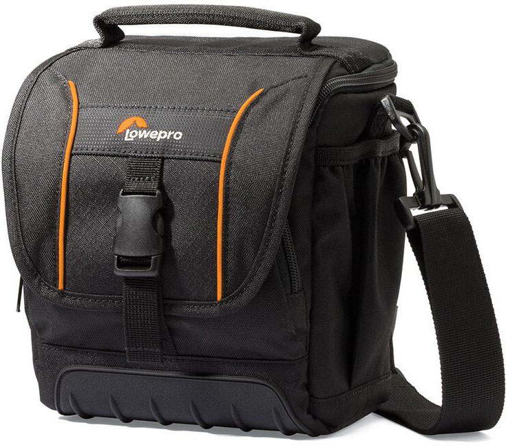 Lowepro Adventura SH140 II, Black сумка для фотокамеры